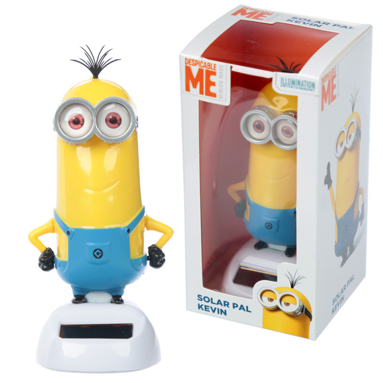 Solar Powered Dancing Minions Kevin ...