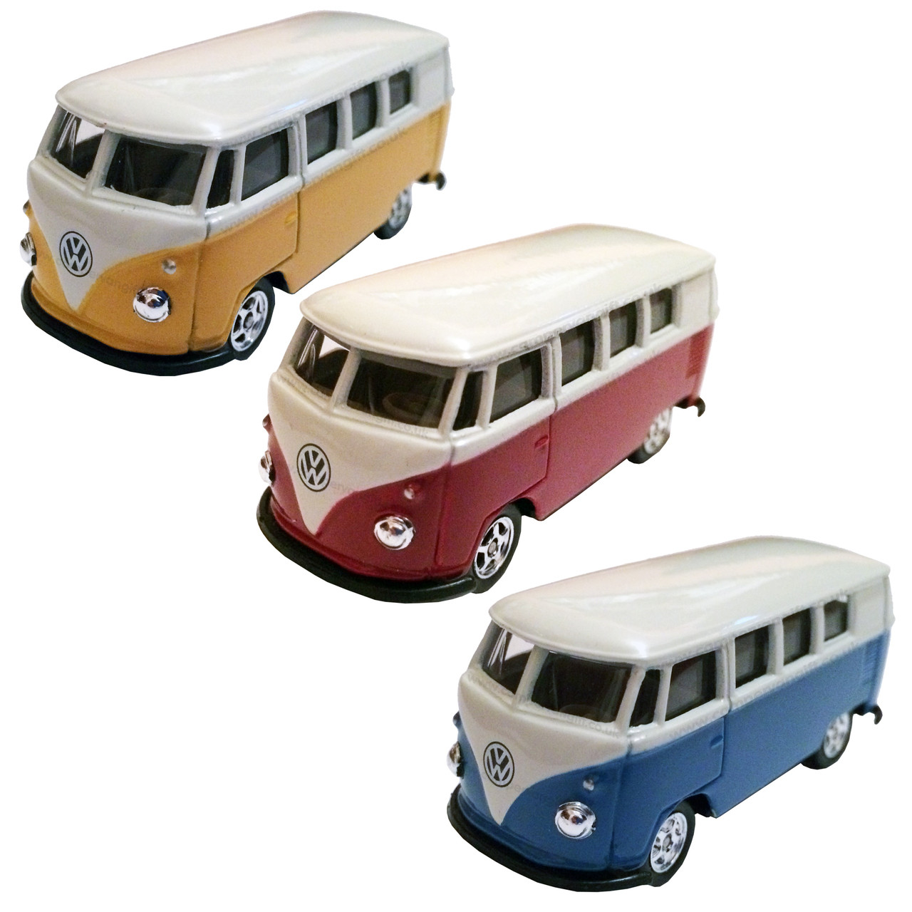 Best Van Camper >> VW Campervan Diecast Pocket Toy Model - Campervan Gift Ltd
