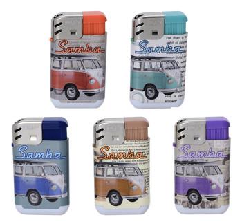 VW Campervan Refillable Lighter Gift Set