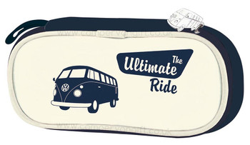 VW Campervan Ultimate Ride Pencil / Cosmetic Case