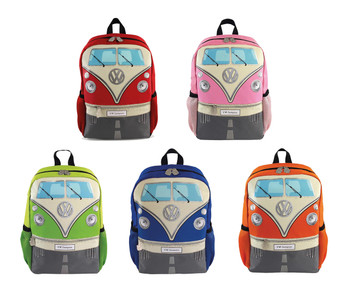Volkswagen Front Campervan T1 Small Backpack