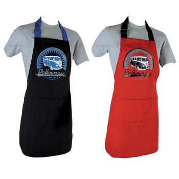 Volkswagen T1 Campervan BBQ Cooking Apron