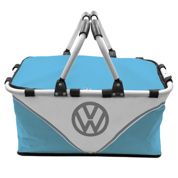 Volkswagen Campervan BBQ Hamper Set