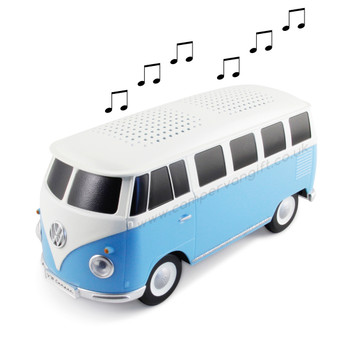 Volkswagen Campervan Bluetooth Speaker - Blue