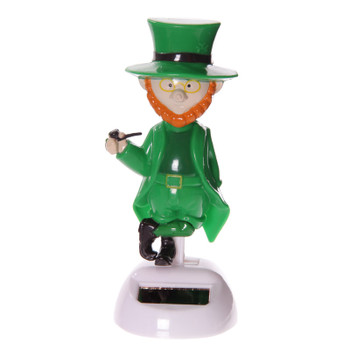 Solar Powered Dancing Leprechaun