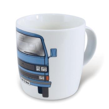 Volkswagen Campervan T25 Blue Mug