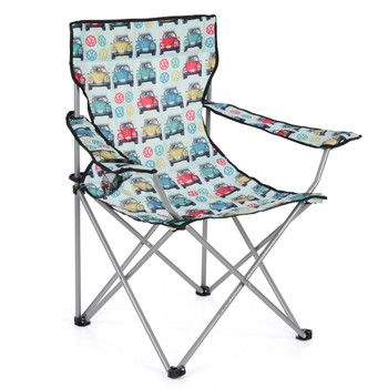 Volkswagen Beetle Festival Folding Camping Chair