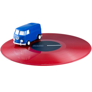 Volkswagen Campervan Vinyl Record Player