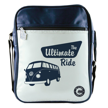 VW Retro Ultimate Ride Campervan Shoulder Bag