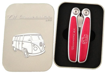 VW Campervan Multi Tool in presentation tin