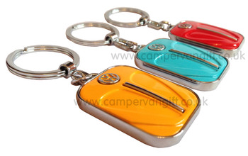Official VW Beetle Tag Key Ring