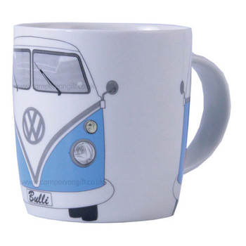 Official VW Blue Campervan Mug