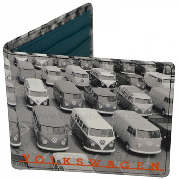 Official Volkswagen Multi Campervan Wallet