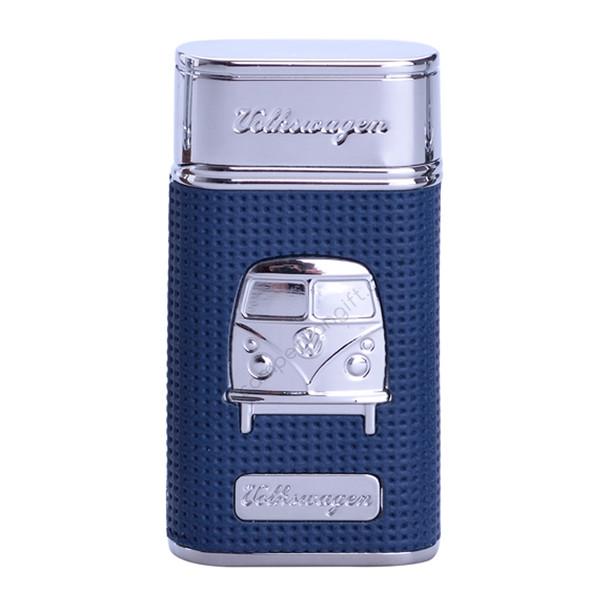 Chrome Embossed VW Campervan Lighter