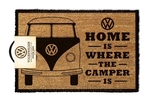 VW Home is Where the Campervan is Doormat