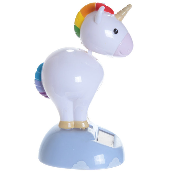 Solar Powered Dancing Rainbow Unicorn