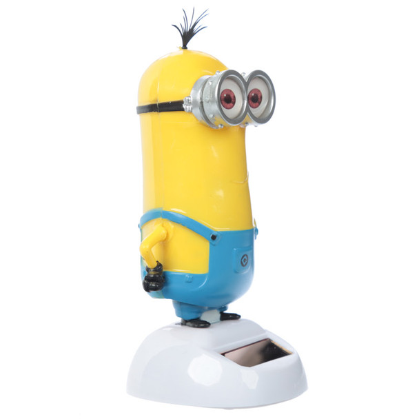 Solar Powered Dancing Minions Kevin