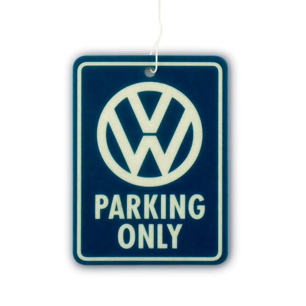 VW Parking Only Air Freshener - Fresh
