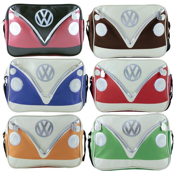 Official VW Retro Splitscreen Bag Collection.