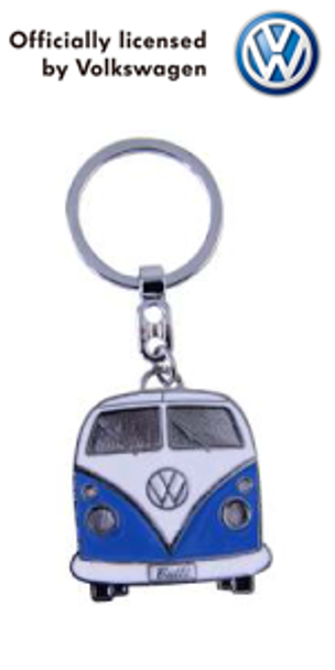 Official VW Collectors Blue Keyring.