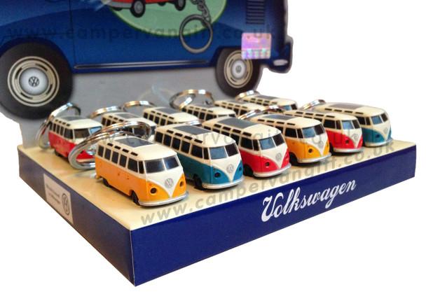 Official VW Campervan Torch Key Ring