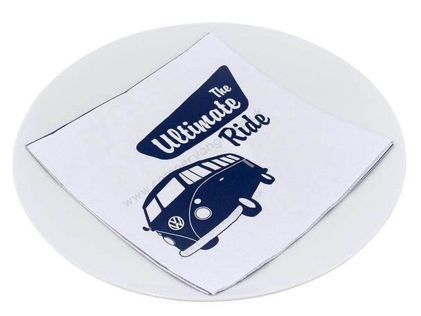 Volkswagen T1 Campervan The Ultimate Ride Napkins