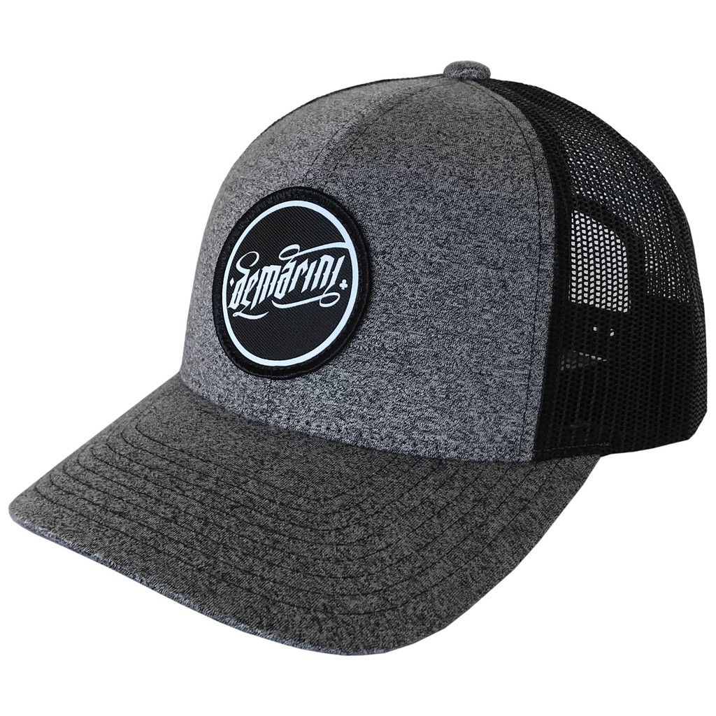 DeMarini Patch Snap-Back Baseball Softball Trucker Hat - BPAthletics.com e7986f235da