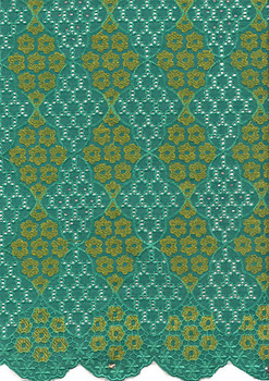 Voile Lace 245 (Green)