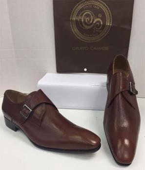 Men's Shoes A11 (Brown)