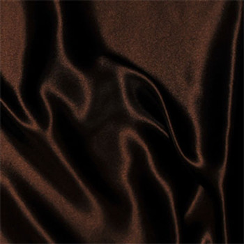Brown Satin Fabric ($5 - per yard)