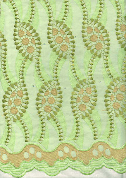 Classic Lace 2 (Lime Green/Olive)