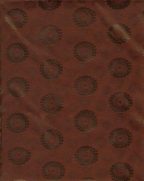 Plain Headtie 26 (Dark Brown)