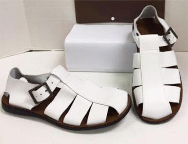 Men's Sandal S9 (White)