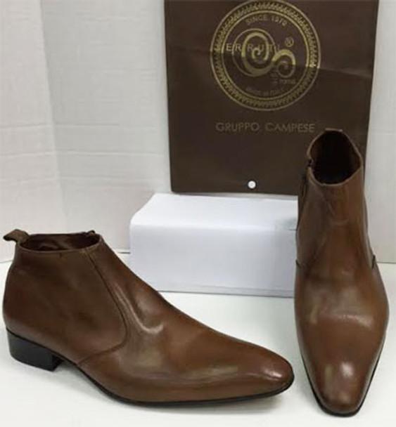 Men's Shoes A21 (Brown)