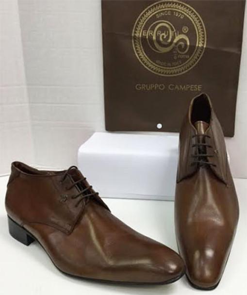 Men's Shoes A20 (Brown) Sz:43