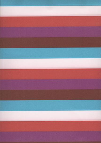 2pcs Sego Headtie 206 (Tq Blue/Brown/Purple/White)