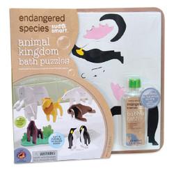 ES Animal Kingdom Bath Puzzles set of 3