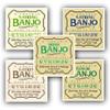 D'addario Nickel Wound Banjo Strings