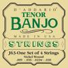D'addario J63 Nickel Wound Banjo Strings