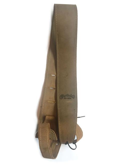 Martin 40MSP0025 Distressed Leather Strap