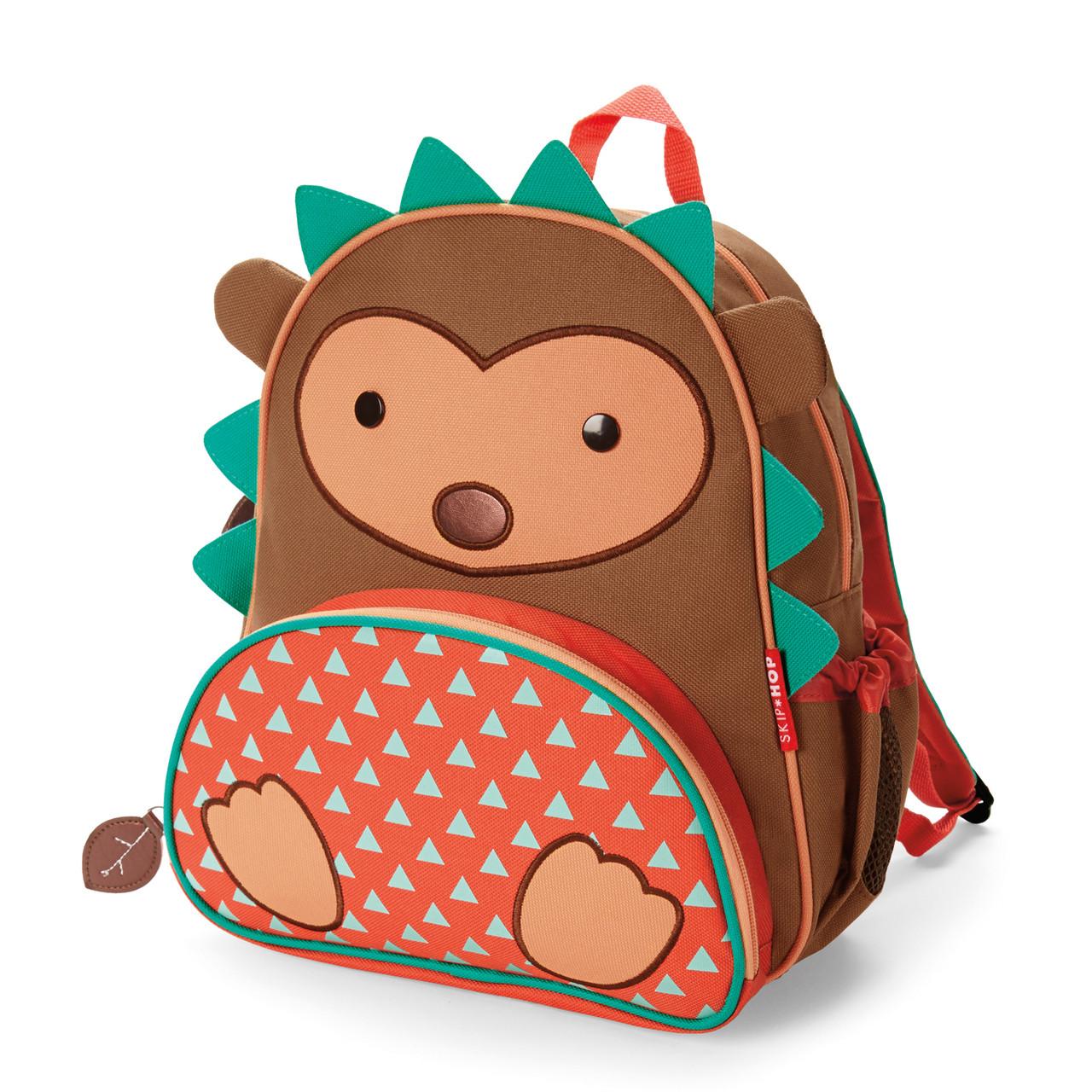Childrens Backpacks - Skip Hop Zoo Pack Hedgehog 5f9276d885