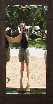LARGE MIRROR (24 X 54) inches    - - Shipping Additional - -
