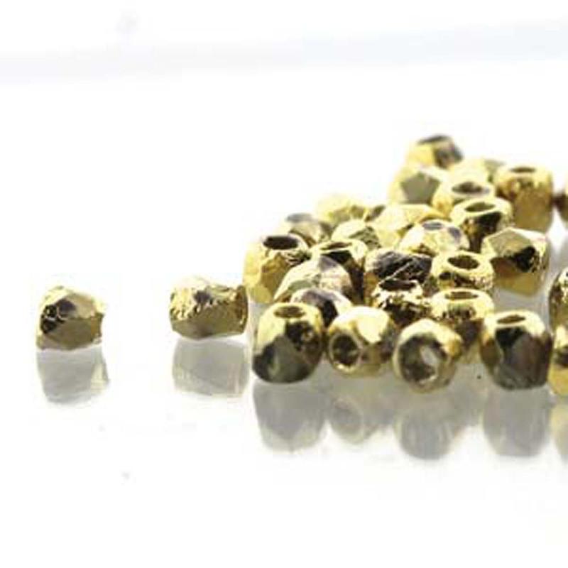 Fire Polish True2s 2mm Czech Glass Etch Full Amber 600 Beads