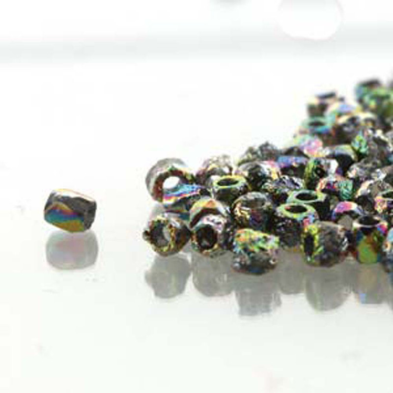 Fire Polish True2s 2mm Czech Glass Etch Full Marea 600 Beads