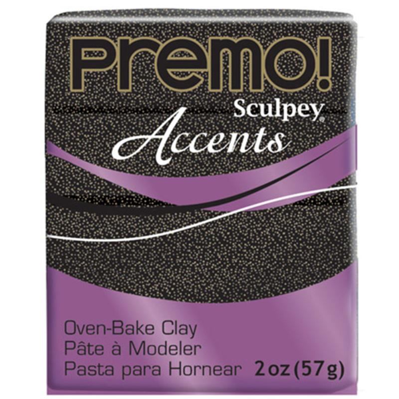 Sculpey Premo Accents Polymer Clay 2oz Twinkle DA-PFM5540