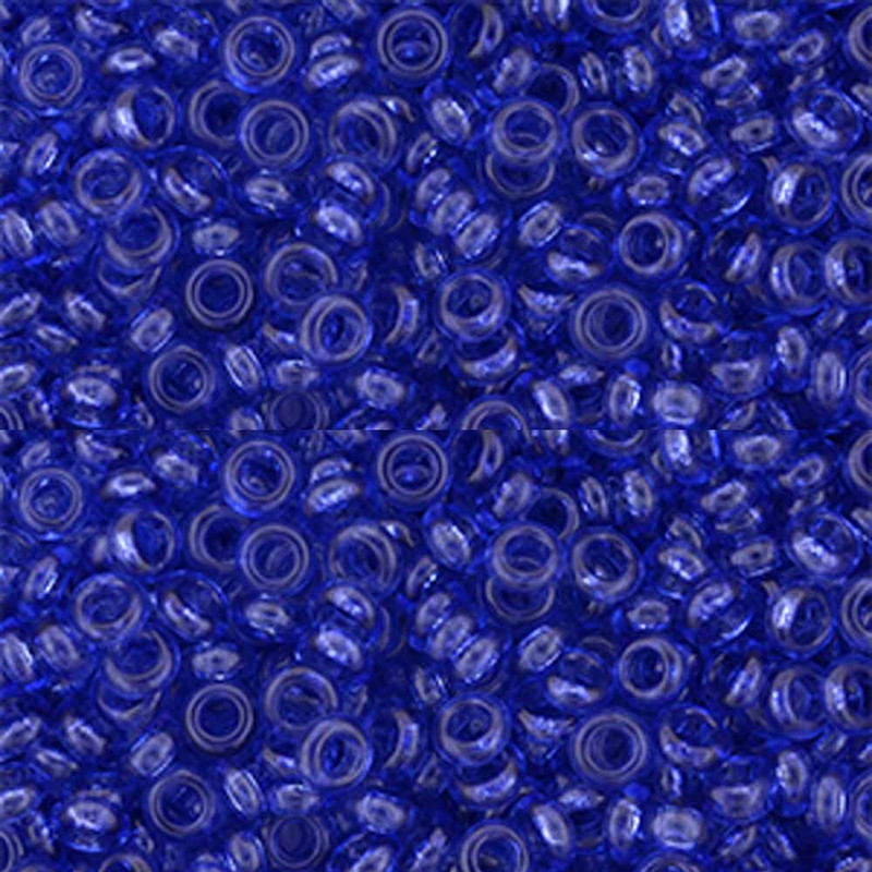 Taho 8/0 Demi Round  Sead Beads 3mm O beads  HYBRID ColorTrends Snorkel Blue