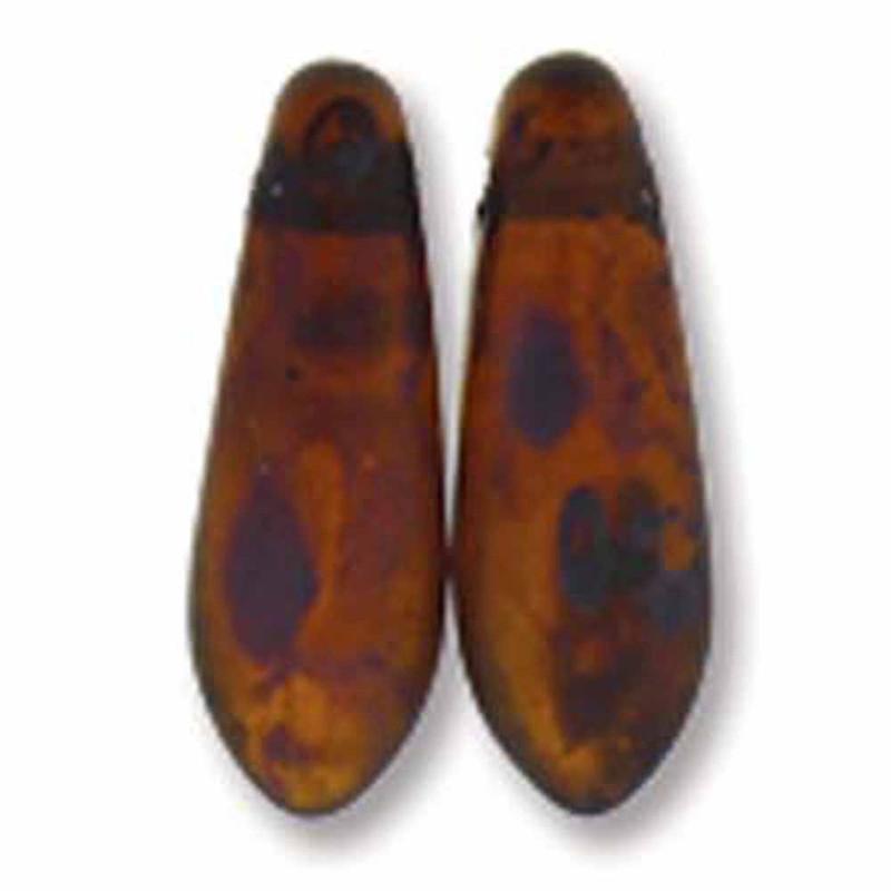 Dark Topaz Matte Picasso 50 Czech Glass Dagger Drop Beads 3x11mm