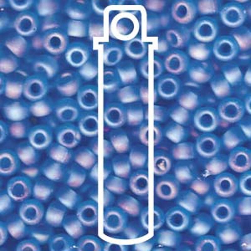 Aqua Matte TR AB Miyuki E Beads 5/0 Seed Bead Glass 250 Gram