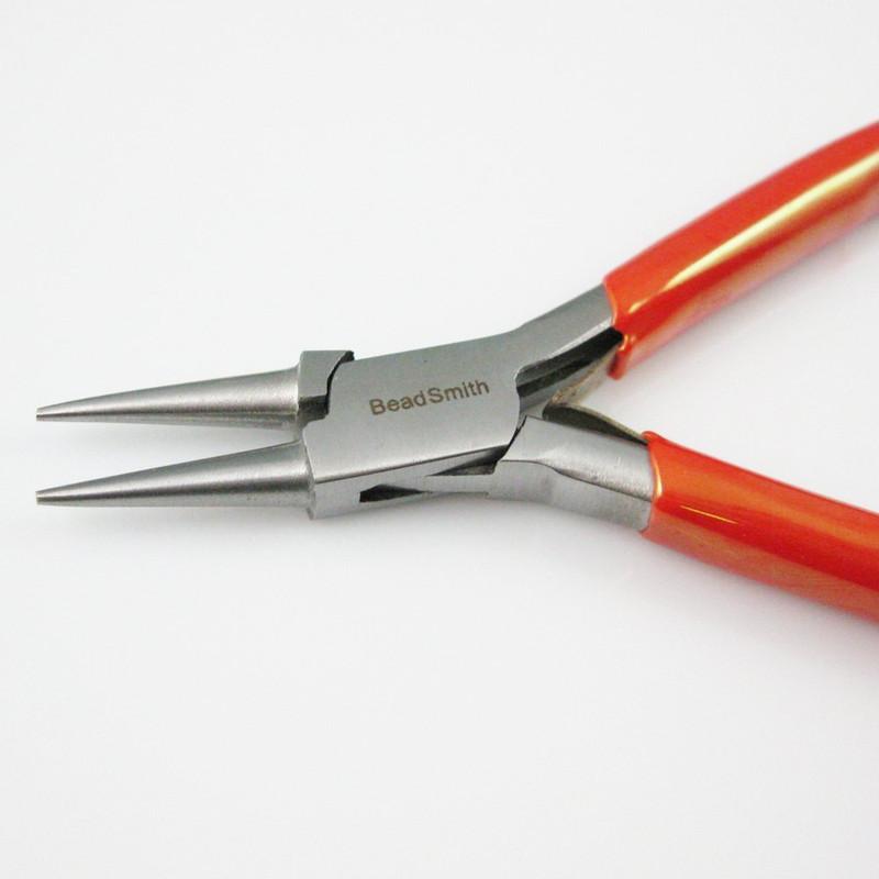 120mm Slimline Round Nose W/spr, Red Pvc - PL714 PL714