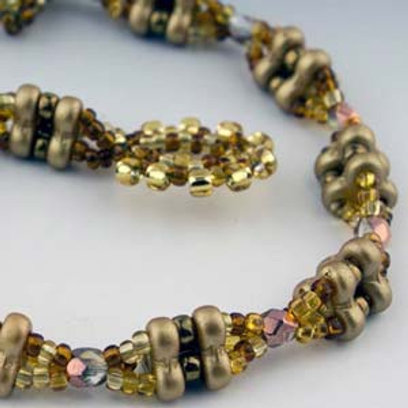 BUMPITYBUMP- Free Jewelry Making Project complements of Bead Smith(R)